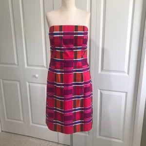 ❤️ Super Cute BANANA REPUBLIC Strapless Dress Sz 6